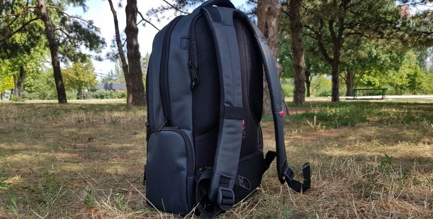 Городской рюкзак Tigernu B3143: универсальный, практичный, идеальный для ноутбука - отзыв покупателя