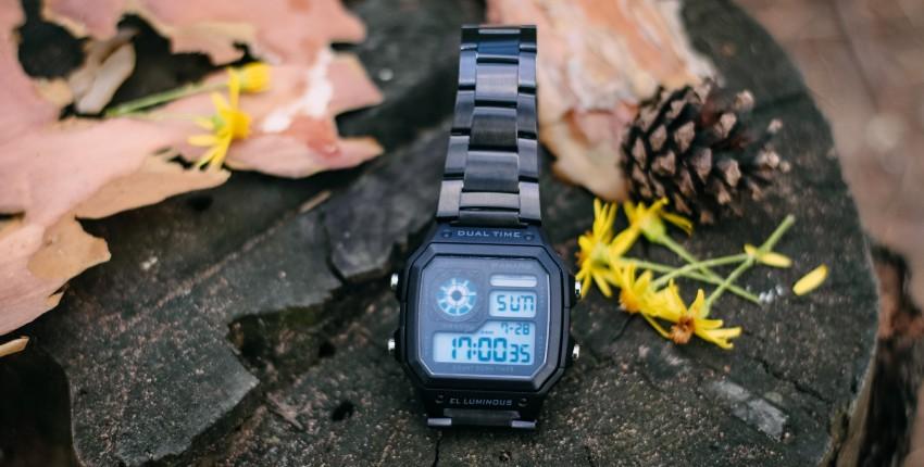 Качественные цифровые часы PANARS