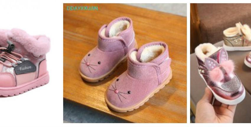 Подборка детской обуви на осень-зиму с Алиэкспресс