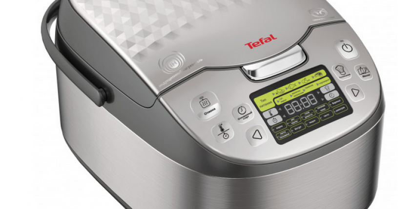 Мультиварка TEFAL Spherical Bowl RK807
