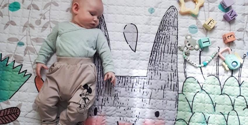 Детский коврик с АлиЭкспресс. - отзыв покупателя