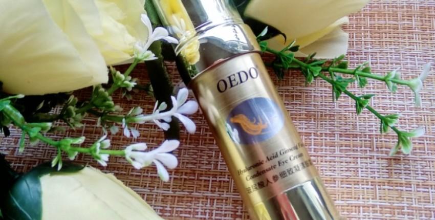 Нежный крем для век от OEDO. - отзыв покупателя