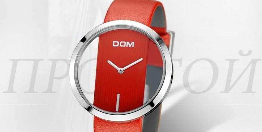 Женские часы DOM - отзыв покупателя