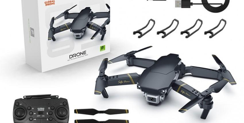Дрон EXA с HD камерой 1080P - отзыв покупателя