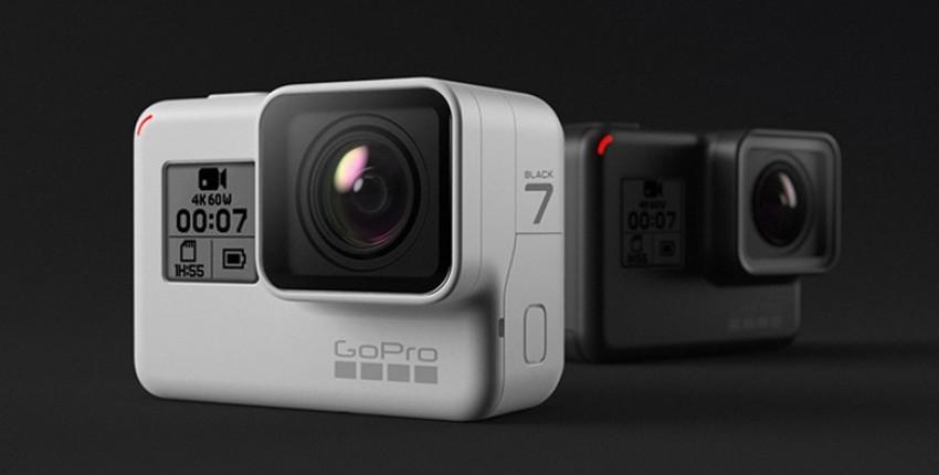 GoPro HERO7 Black ограниченная серия Dusk White Водонепроницаемая Экшн-камера 4 K 60fps 1080 P 240