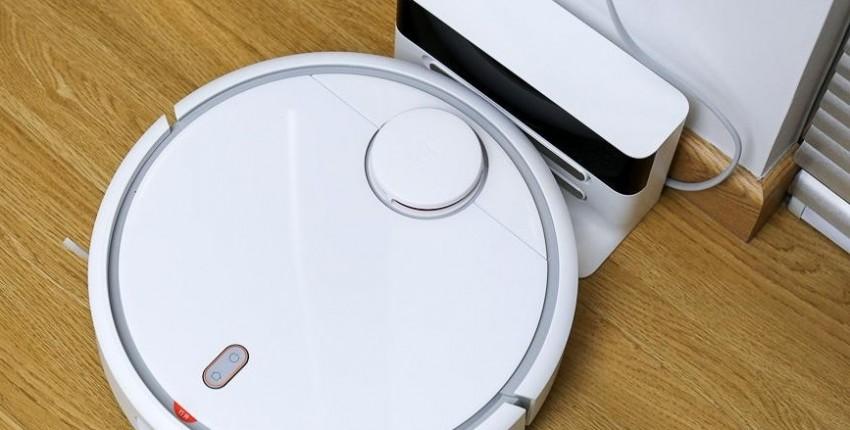 Оригинальный робот-пылесос Xiaomi для дома, Wi-Fi