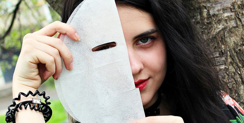 Тканевая маска  VIBRANT GLAMOUR - отзыв покупателя