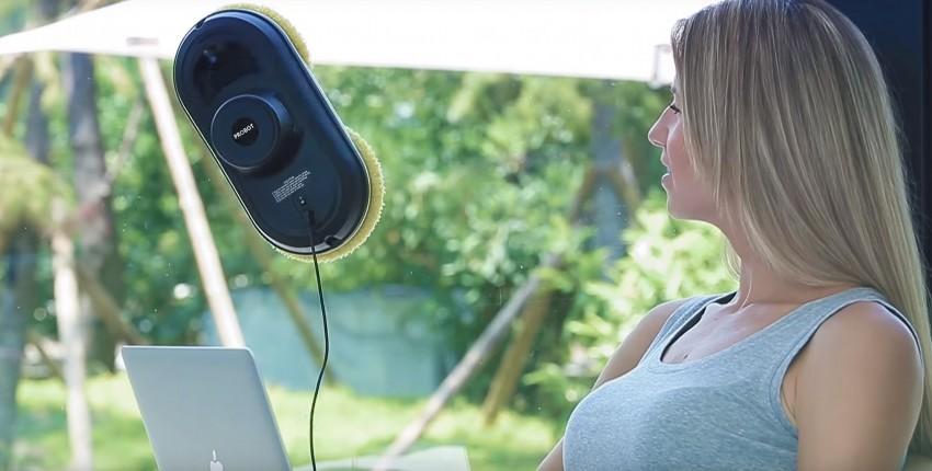 Робот мойщик окон стеклоочиститель - отзыв покупателя