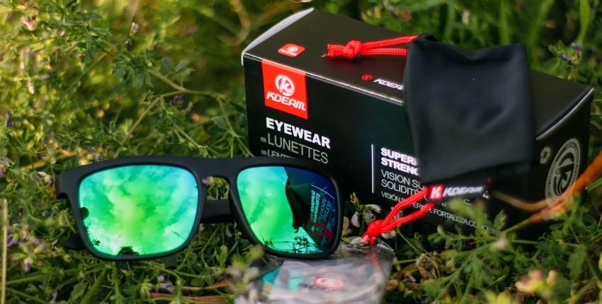 Крутые мужские очки KDEAM - отзыв покупателя