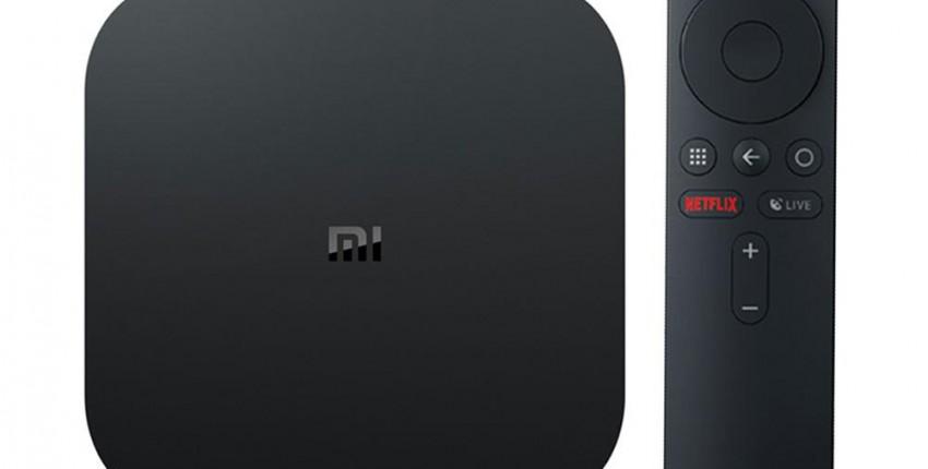 Xiaomi Mi tv Box 4k HDR Android Оригинальный Глобальный - отзыв покупателя