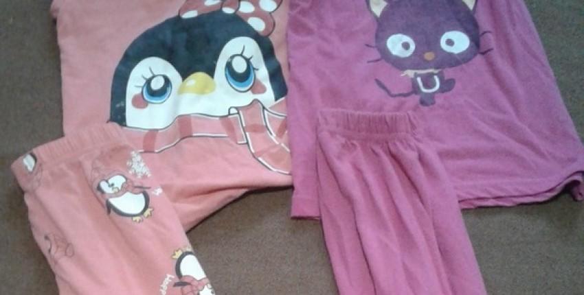Детские пижамы от алиэкспресс