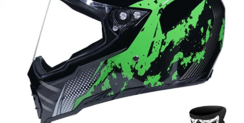 Мотоциклетный шлем - отзыв покупателя