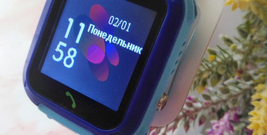 Детские смарт-часы MOCRUX S12 - отзыв покупателя