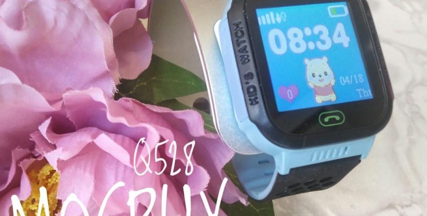 Детские смарт-часы MOCRUX Q528.