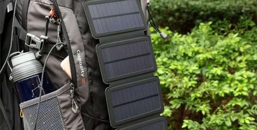 Солнечная батарея карманная БЕСПЛАТНОЕ ЭЛЕКТРИЧЕСТВО