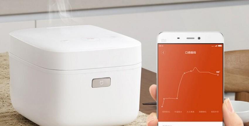 Xiao mi jia mi IH умная электрическая мультиварка 3л - отзыв покупателя
