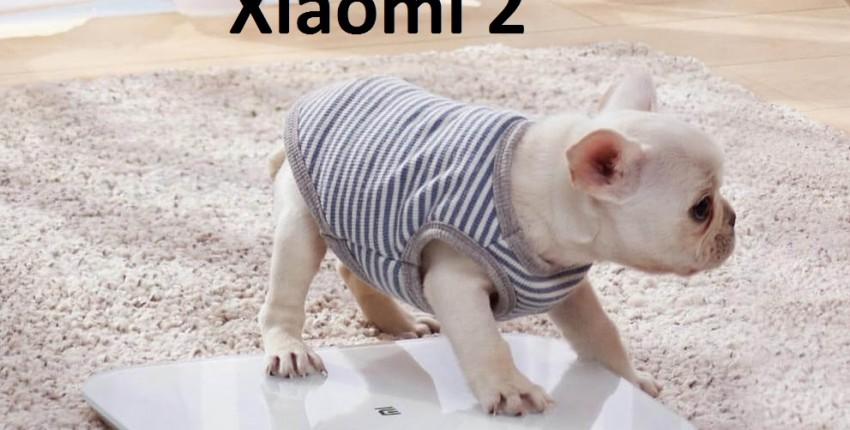 Умные весы Xiaomi 2 баланс здоровья Bluetooth 5,0 - отзыв покупателя
