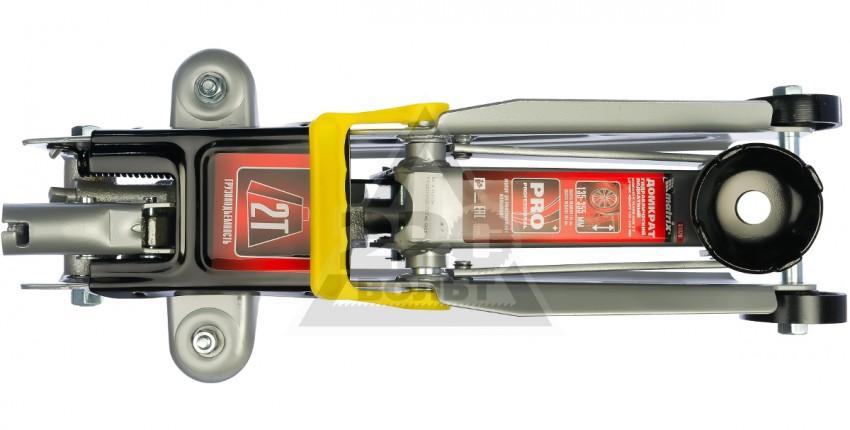 Гидравлический подкатной домкрат MATRIX MASTER 51020. - отзыв покупателя