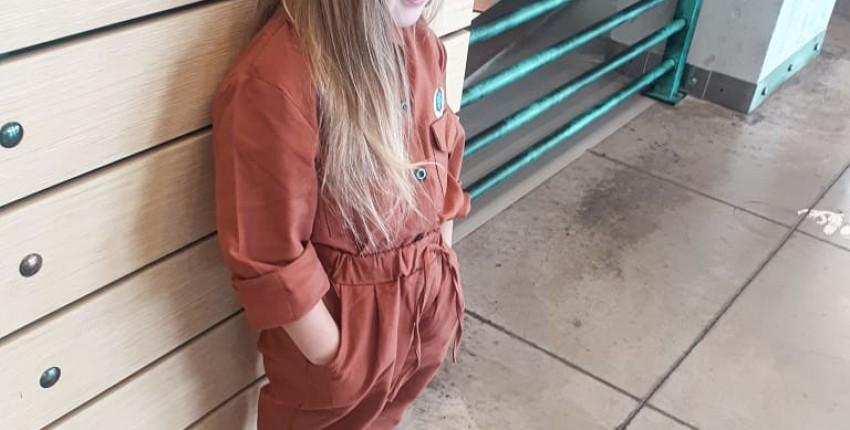 Крутой костюм с Алиэкспресс и подборка одежды на осень для девочек - отзыв покупателя