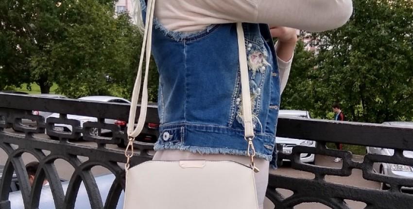 Повседневная классическая сумочка бренда YBYT - отзыв покупателя