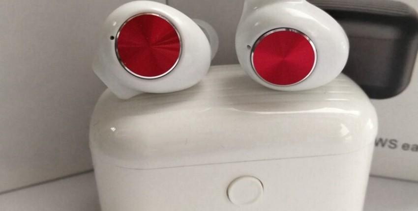 L18, наушники-вкладыши Airbuds Tws Bluetooth гарнитуры 5,0