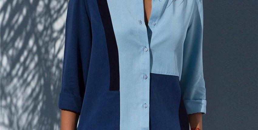 Женская блузка. - отзыв покупателя