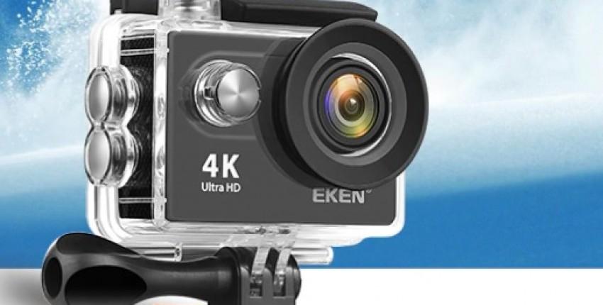 Eken H9R/H9 Экшн-камера Ultra HD 4 K/30fps WiFi 2,0