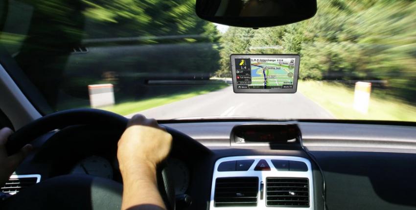 GPS навигатор Сенсорный экран Высокочувствительный приемник - отзыв покупателя