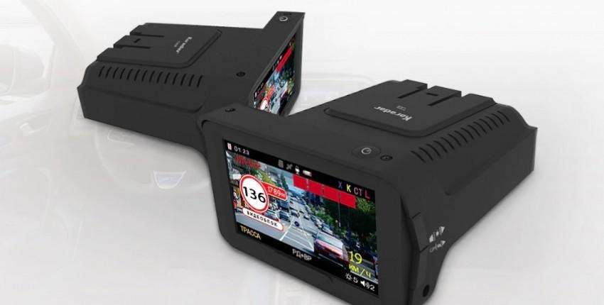 Радар-детектор 3 в 1. Автомобильный видеорегистратор, gps, радар-детектор. - отзыв покупателя