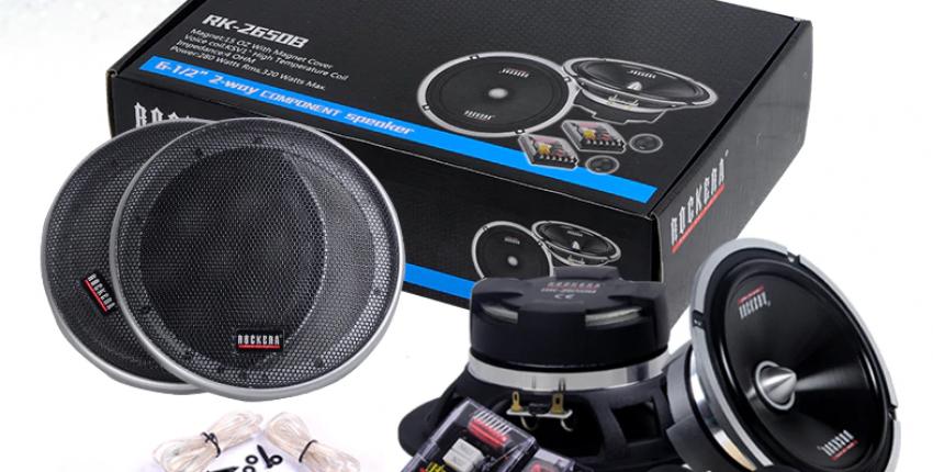 Авто звук Полный набор 6,5 дюймовых автомобильных Hifi динамиков сабвуфер - отзыв покупателя