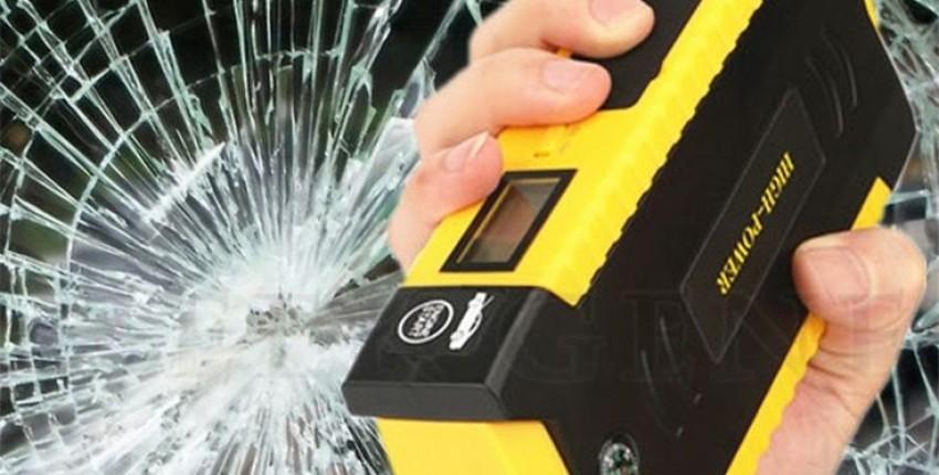 Супер мощный автомобильный стартер power Bank 600A - отзыв покупателя