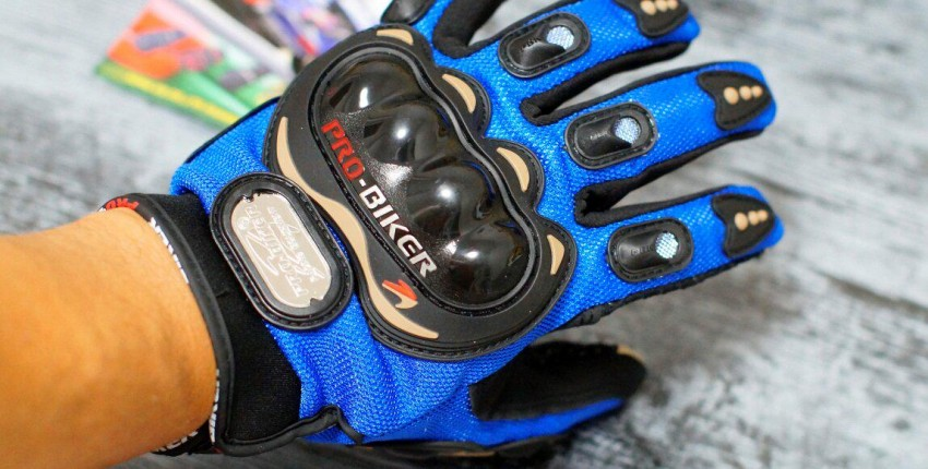 Мотоциклетные перчатки - отзыв покупателя