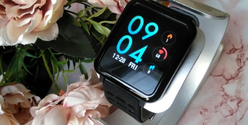 Умные часы от бренда MOCRUX. - отзыв покупателя