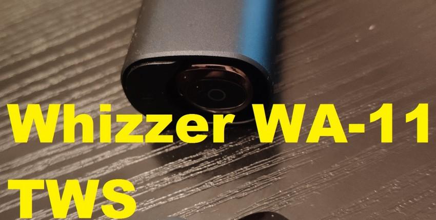 Whizzer WA-11 TWS Bluetooth  v5.0 наушники беспроводные