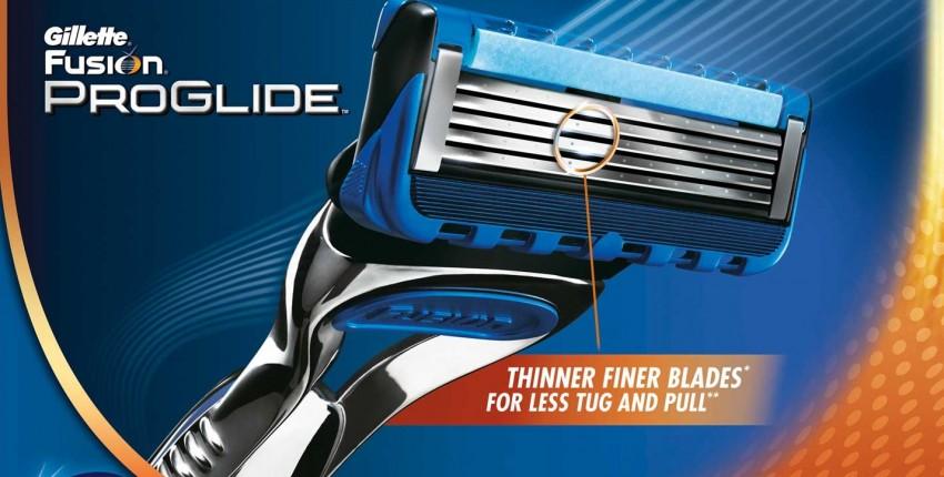 Gillette Fusion PROGLIDE бритвы для мужчин - отзыв покупателя
