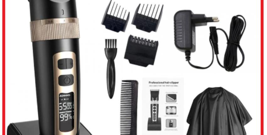 Профессиональный триммер/машинка для волос - отзыв покупателя