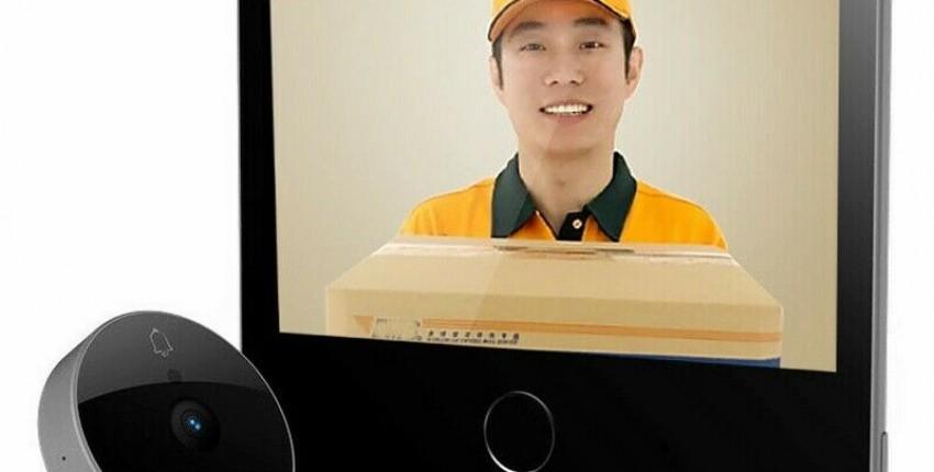 Xiaomi luke умный видеозвонок дверной