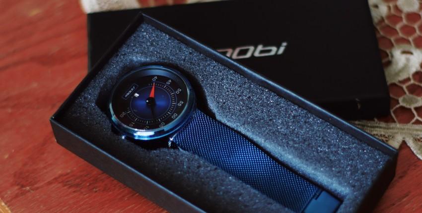 Часы SINOBI 9812 со стильным циферлатом - отзыв покупателя