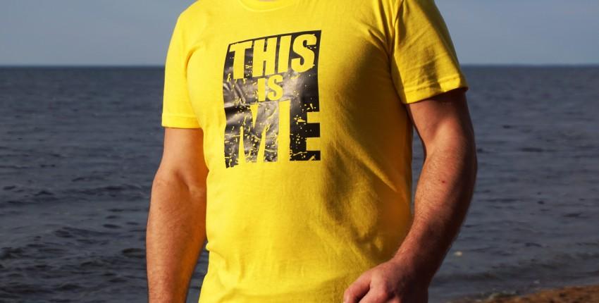 Качественная мужская футболка-приемлемая цена, много расцветок, большие размеры. - отзыв покупателя