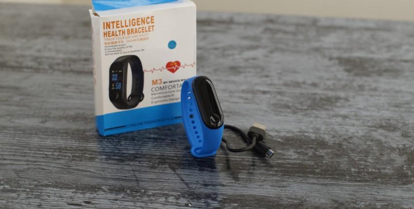 M3 Bluetooth Smart Band - фитнес смарт браслет