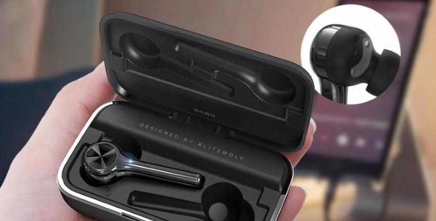 Беспроводные наушники BlitzWolf FYE6 bluetooth 5,0 TWS - отзыв покупателя