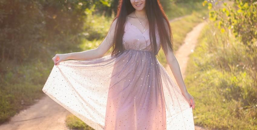 Волшебное фатиновое платье xiaoxiao - отзыв покупателя