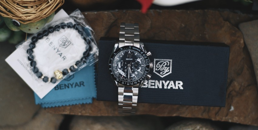 Часы BENYAR BY-5120M - отзыв покупателя