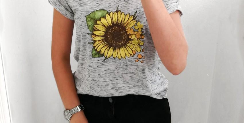 Классная футболка от TT Women Store - отзыв покупателя