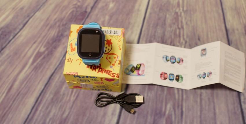 S16 - детские умные часы c GPS