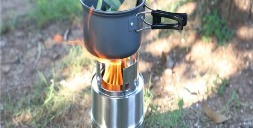 Походная печь, которая всегда сохранит огонь - отзыв покупателя