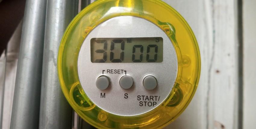 ЖК-цифровой кухонный таймер обратного отсчета - отзыв покупателя