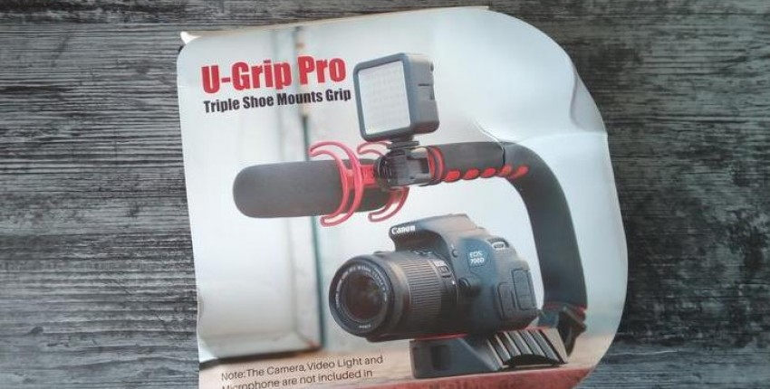 Ручка стабилизатор для фотокамеры