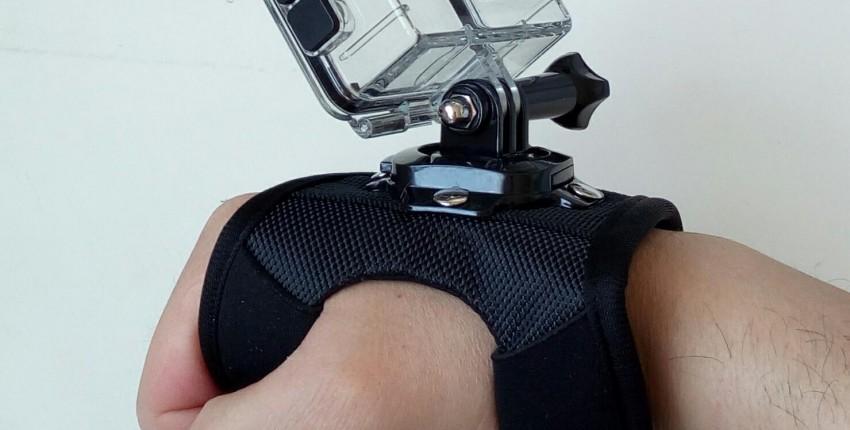 Крепление для Экшн камеры на запястье - отзыв покупателя