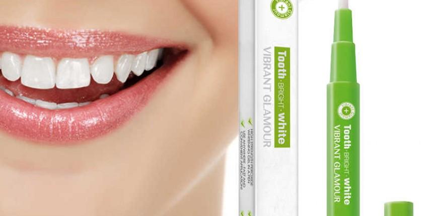 Яркая Гламурная отбеливающая ручка для зубов, очищающая сыворотка, удаляет пятна, зубные инструменты - отзыв покупателя
